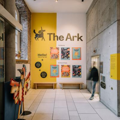Picture of The Ark building