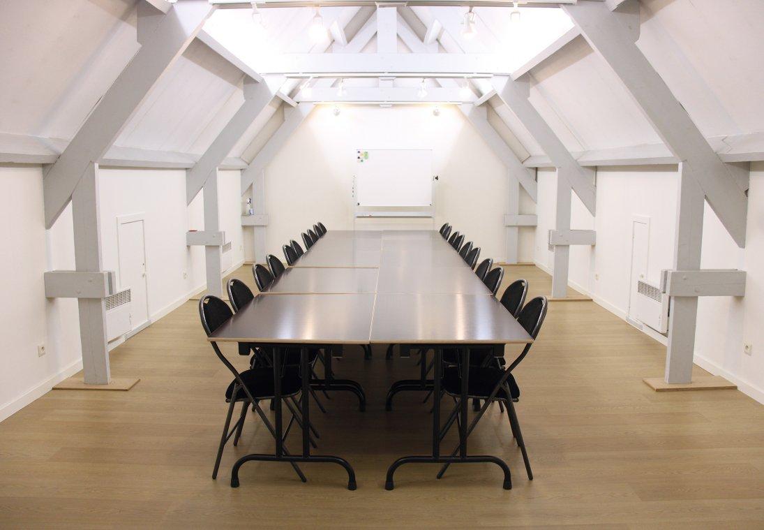 salon Benedicta • vergadersite Oud Gasthuis