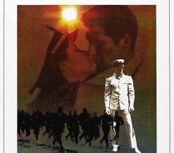 De oude filmposter van An Officer and a Gentleman