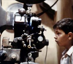 Salvatore oog in oog met projectinist Alfredo