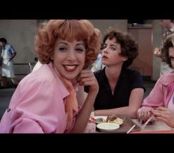 The Pink Ladies in volle actie