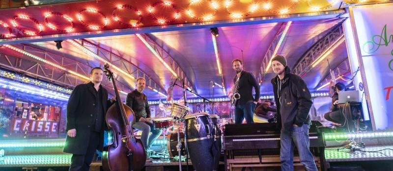 Bruno Vansina Quartet