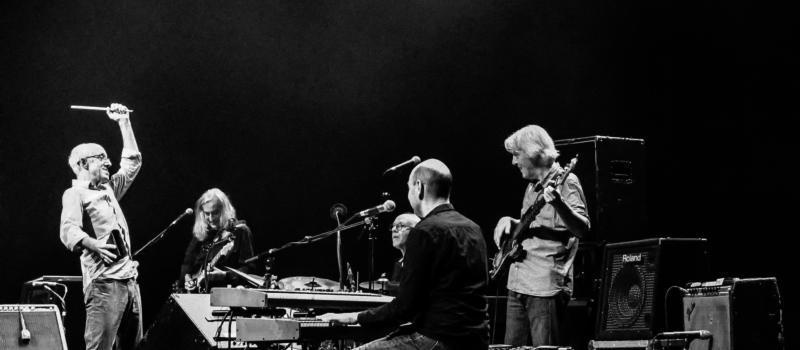 Raymond en Band