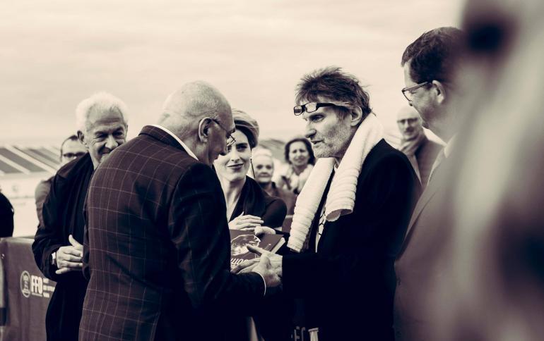 Robbe de Hert krijgt een gouden start op het Filmfestival van Oostende