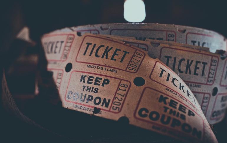 verschillende tickets