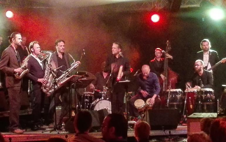 The Whodads op Jazznede