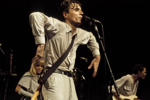 Talking Heads in concert