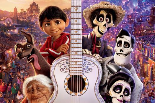 Coco en zijn reisgenoten