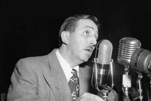 Walt Disney wilde de film al lang maken