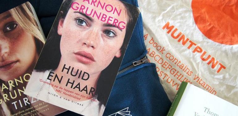 Boekbabbel - Muntpunt en Citizenne - samen boeken lezen