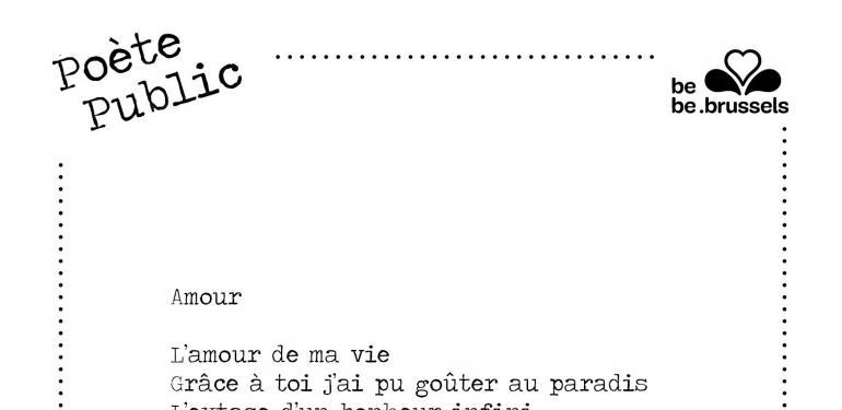 #lets meetro, poète public, mimoun