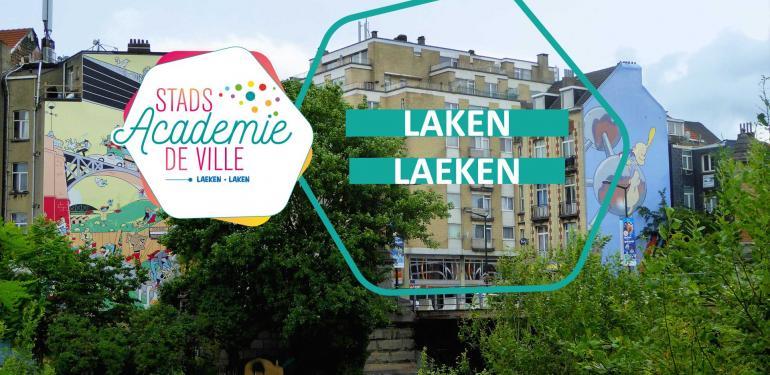 Stadsacademie de ville Laken