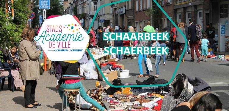 Stadsacademie de ville Schaarbeek