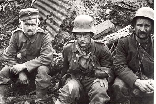 """expo """"Brussel, November 1918. Bekomen van oorlog, heruitvinden van vrede"""" in het Belvue Museum."""
