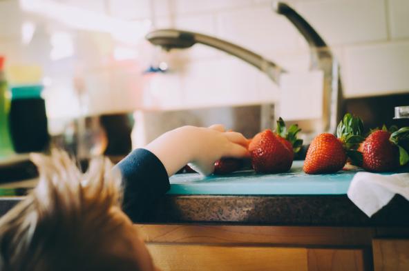 Expo + workshop: moeders' keuken