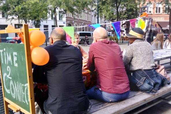 Time2Connect bij Sint-Katelijne - Brussels Most Empathic City