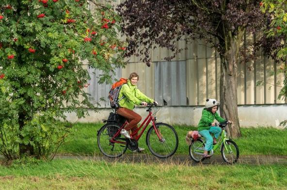 micro-avontuur met de fiets