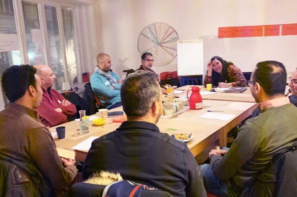 Discussiegroep: mannen in complexe (corona)tijd