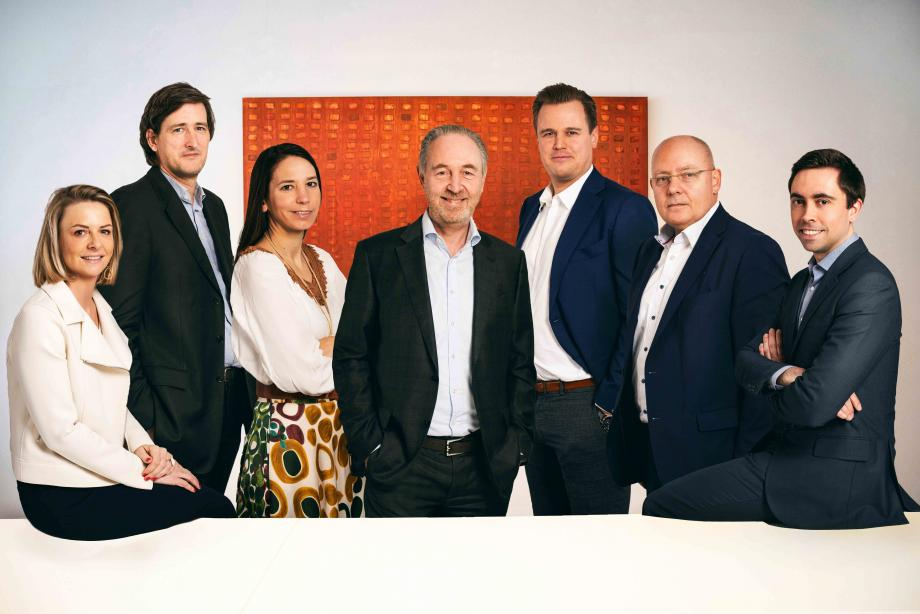Dealmakers groepsfoto