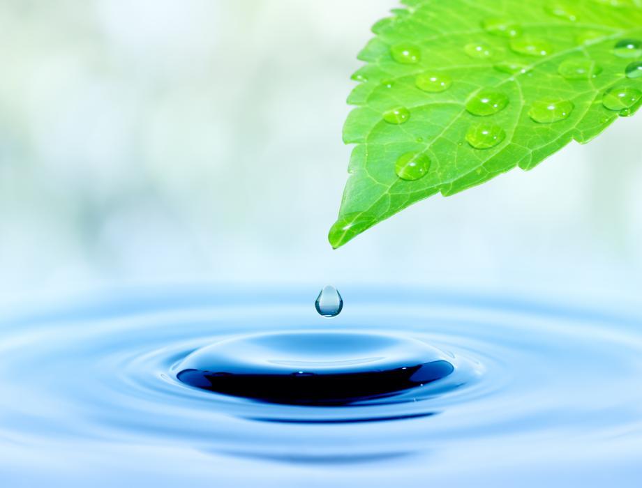 waterbesparing