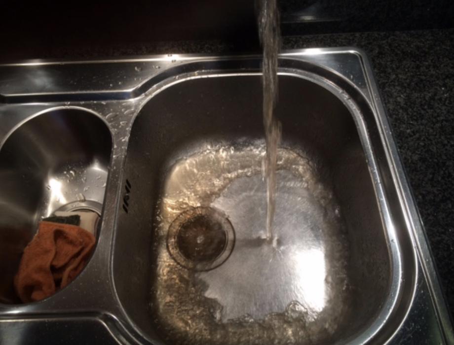Bruin water