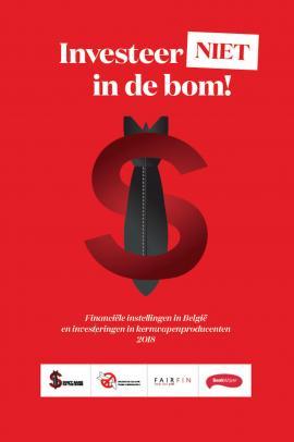 Belgische banken en investeringen in kernwapenproducenten