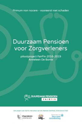 Duurzaam Pensioen voor Zorgverleners