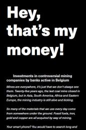 Rapport 'Investment in controversial Mining'