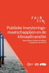 Publieke investeringsmaatschappijen onderzoek