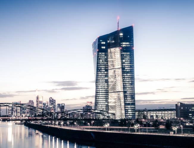 Europese Centrale Bank, Frankfurt. Foto: Sina Ettmer Photography (Shutterstock)