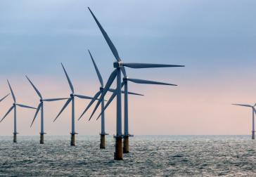offshore windmolens