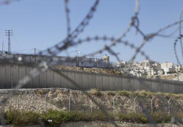 Israëlische settlement in Oost-Jeruzalem. Foto: Michael Rose - Flickr