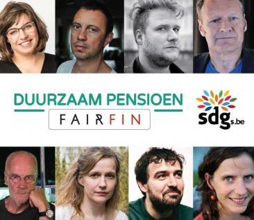 18 BV's komen op voor duurzaam pensioen