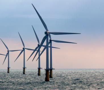 offshore windmolens