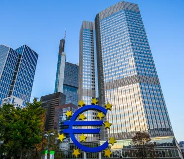 Europese Centrale Bank. Foto: Kiefer, Frankfurt