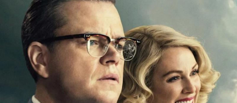 Suburbicon Matt Damon