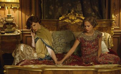 The Danish Girl - Tom Hooper - Alicia Vikander - Eddie Redmayne