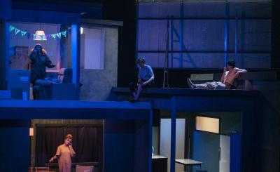 Theater Malpertuis | De beginners
