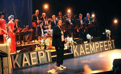 Kaempfert live - Foto© Alain Destoop