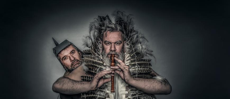 Wim Opbrouck & Ron Reuman   TV-Tunes KNT Revisited