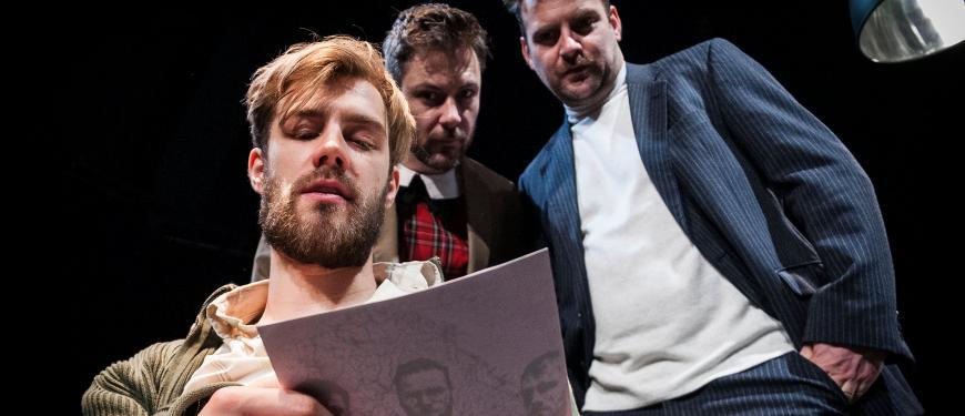 De 3 mannen van Ypsilanti - Cantens, Timmermans & Verelst