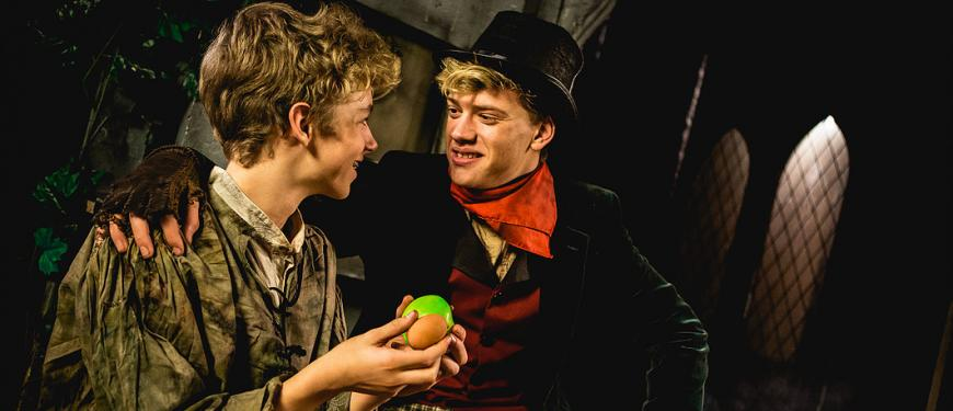 Oliver Twist - Loge10 Theaterproducties