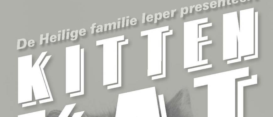 Kittekat | Processie - Heilige Familie Ieper