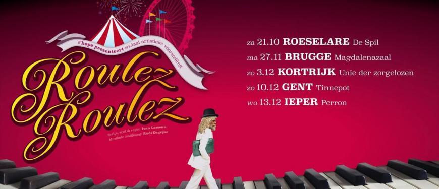 Roulez Roulez - Dag van verzet tegen armoede