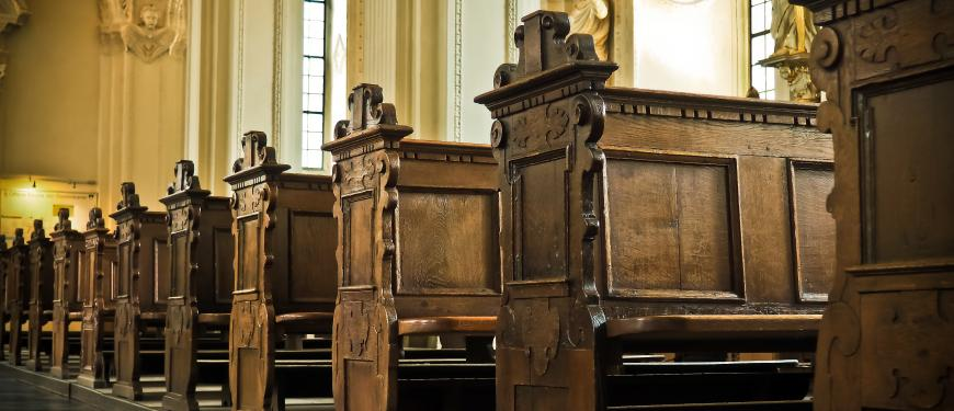 VormingPlus Oostende-Westhoek | Kerk zoekt toekomst Herbestemming van leegstaande kerken