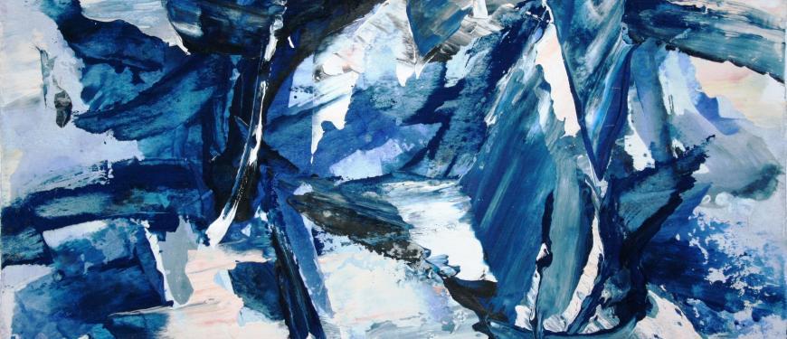 RoBie Van Outryve - Roger de Neef | Omtrent 'MOOD INDIGO'