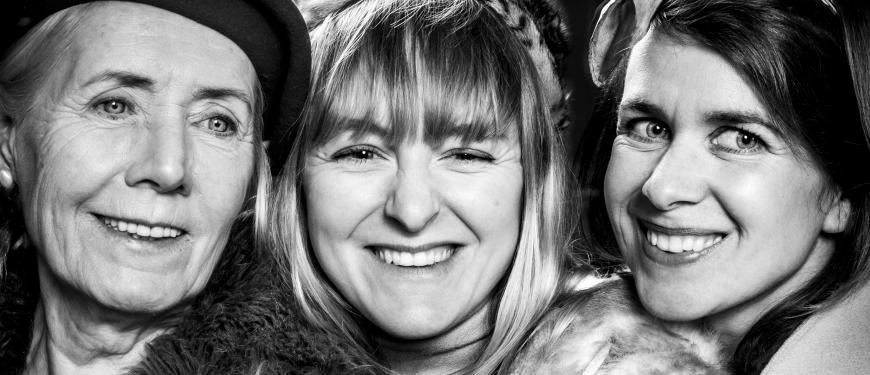 Sien Eggers, Sofie Palmers & Jessa Wildemeersch / ARSENAAL/LAZARUS | De beer heeft mij gezien
