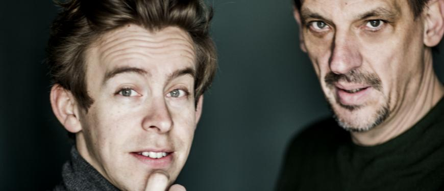 Jonas Van Geen & Peter Van den begin in concert