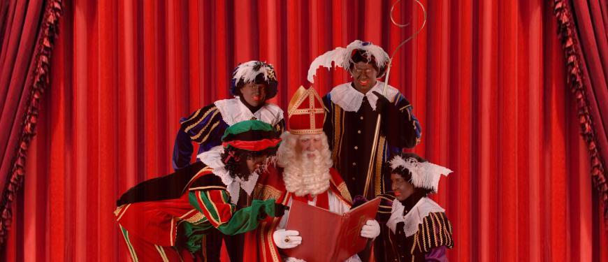 Grote Zwarte Pietenshow