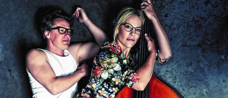 Eline De Munck & Wouter Berlaen | Te Gek!? 'Open Geest'